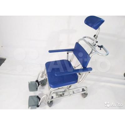 Прокат инвалидная коляска для душа с санитарным оснащением