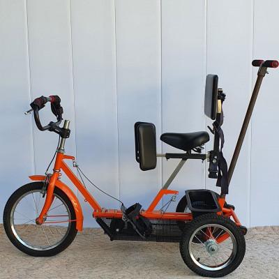 Трёхколёсный велосипед Ангел-Соло для детей с дцп