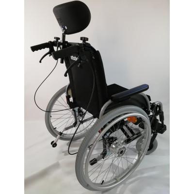 Инвалидная коляска Отто Бокк с подголовником