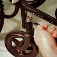 Комплексное обслуживание активной инвалидной коляски