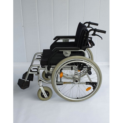 Инвалидная коляска с тормозами для сопровождающего б/у
