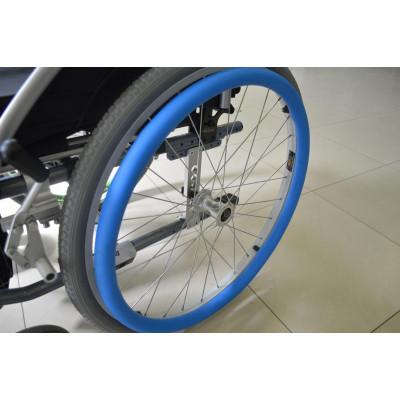 Накладка силиконовая на обруч колеса инвалидной коляски