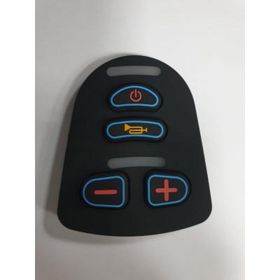 Накладка для китайского пульта (4 кнопки)