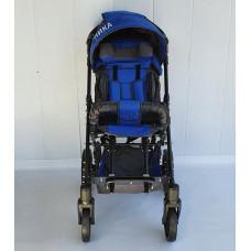 Детская кресло-коляска Ника-04 Фламинго для детей с ДЦП