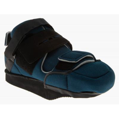 Ортопедическая обувь для разгрузки переднего отдела стопы