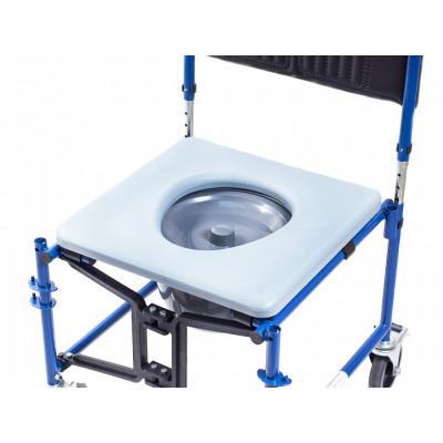 Cкладной стул с санитарным оснащением Ortonica TU 34