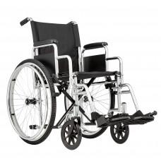 Инвалидное кресло-коляска Ortonica Base 130 для ежедневного использования.