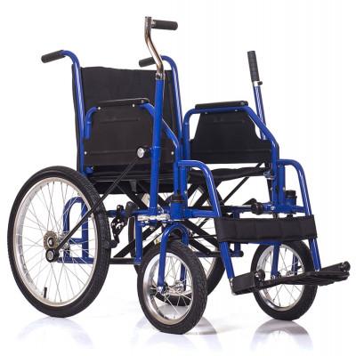 Инвалидная коляска c рычажным приводом Ortonica Base 145