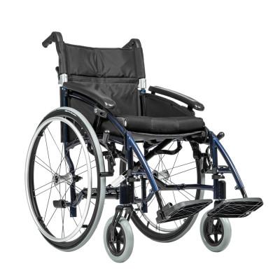 Компактная и маневренная инвалидная коляска Ortonica Base 185