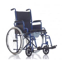 Инвалидные коляски с туалетным устройством