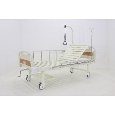 Кровать механическая (1 функция) Med-Mos E-17B (ММ-1014Н-00)