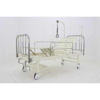 Кровать механическая Med-Mos F-8 (ММ-2004Д-00) (2 функции)