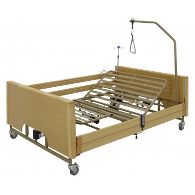 Кровать электрическая Мед-Мос YG-1 (КЕ-4024М-22) ЛДСП (5 функций)