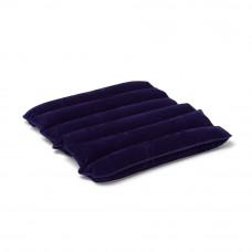 Подушка надувная противопролежневая синяя