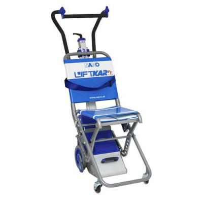 Мобильный лестничный колесный подъемник SANO PT FOLD 130