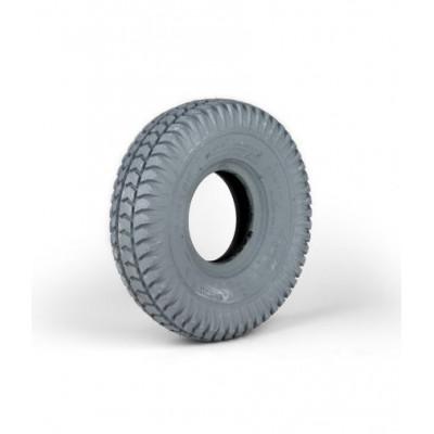 """Покрышка колеса 3.00-4"""" (260 х 85мм) Recomedic (серая)"""
