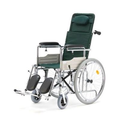 Прокат инвалидной коляски с фиксацией колена