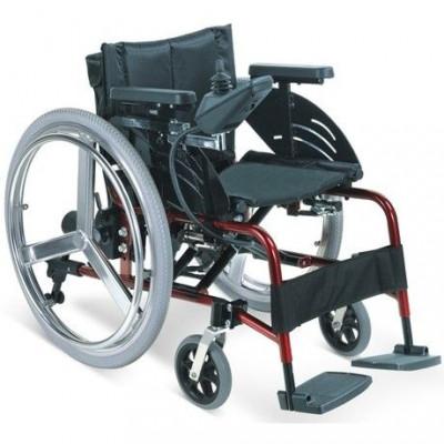 Прокат инвалидной коляски с электроприводом Армед FS105