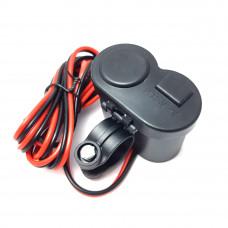 Мотоприкуриватель с USB-портом