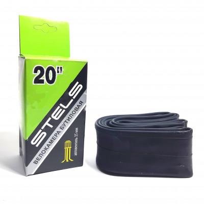 Камера Stels 20 х 1,95/2,125 (50/54-406) прямой сосок
