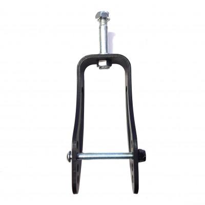 Вилка для инвалидной коляски с электро-приводом